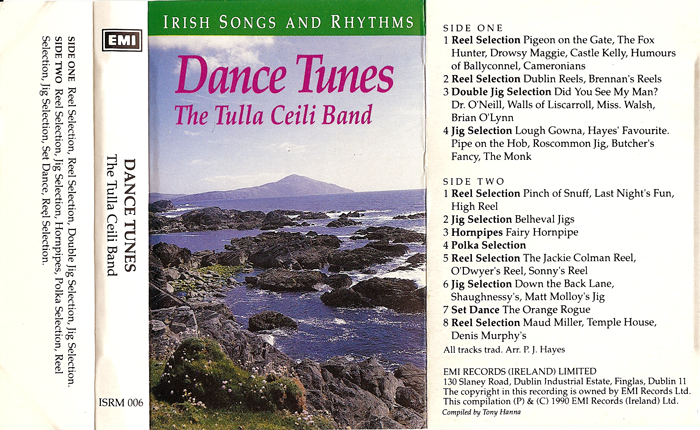 The Tulla Ceili Band - Dance Tunes
